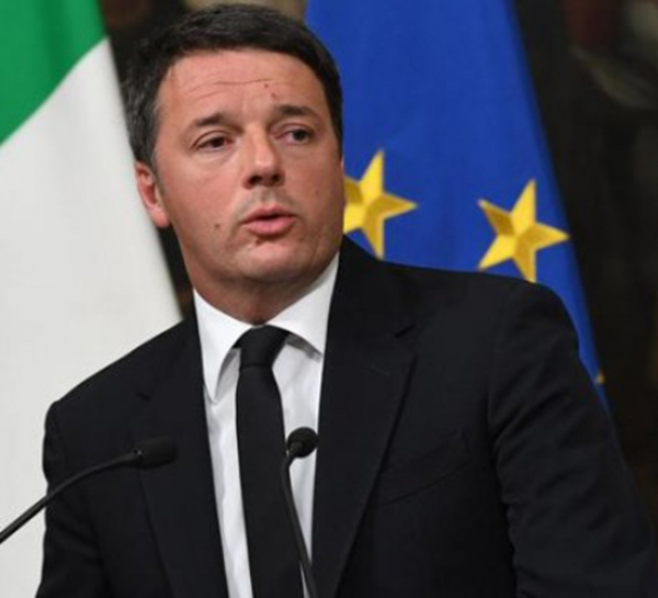 Πολιτικό χάος στην Ιταλία: Ο Ρέντσι απέσυρε το κόμμα του από τον κυβερνητικό συνασπισμό