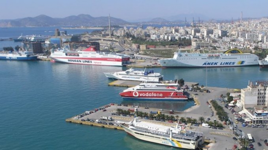 Business at Greece's Piraeus port remains intact for now under COVID-19 containment: official