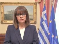 Κ. Σακελλαροπούλου: «Δίνουμε ιστορική μάχη και θα νικήσουμε»