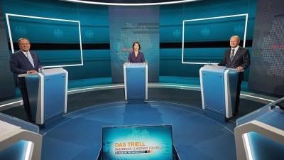Γερμανία: Ο Όλαφ Σολτς νικητής της δεύτερης τηλεμαχίας