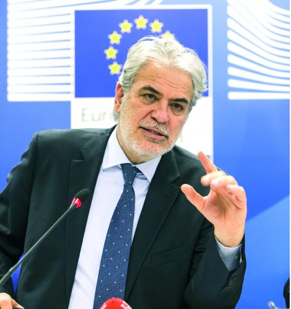 Χρ. Στυλιανίδης, ένας υπουργός που γνωρίζει τη σημασία της ιδιωτικής ασφάλισης - Τι είχε δηλώσει σε συνέντευξή του στην «Οικονομική Ασφαλιστική» από τη θέση του Επιτρόπου