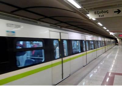 ΣΤΑΣΥ: Κανονικά τα δρομολόγια στο μετρό