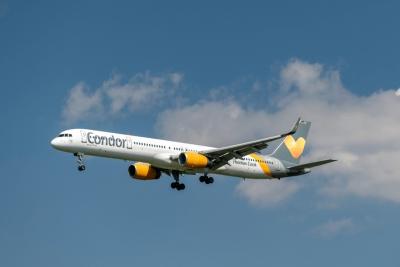 Σε 14 ελληνικούς προορισμούς πετάει η γερμανική Condor
