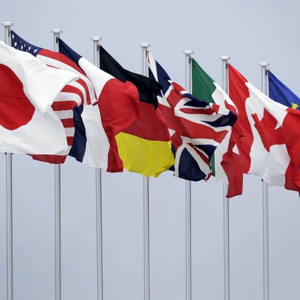 G7: Η ατζέντα των υπουργών Εξωτερικών στο Λονδίνο
