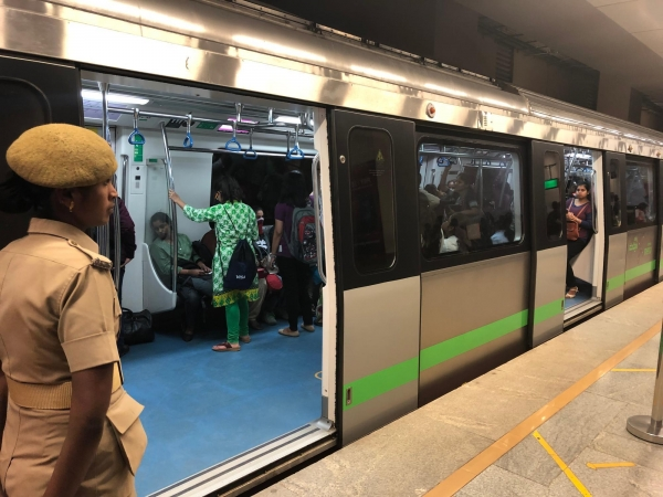 India: Green, safe and affordable public transport for Kanpur as EIB invests €650 million into city metro rail