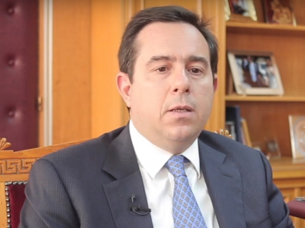 Μηταράκης: «Πρέπει να αποφευχθεί μία νέα μεταναστευτική κρίση, την οποία η Ευρώπη δεν είναι σε θέση να επωμισθεί»