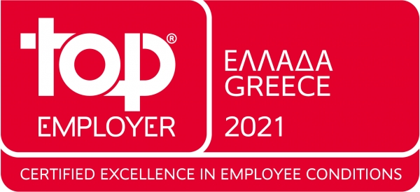 ΝΝ Hellas: Τοp Employer 2021 - Μοναδική ασφαλιστική εταιρεία για 3η συνεχή χρονιά
