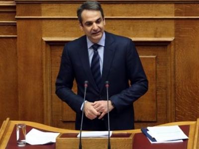 Κ. Μητσοτάκης: Νέα δέσμη μέτρων στήριξης της εργασίας και της οικονομίας 3,5 δισ. ευρώ