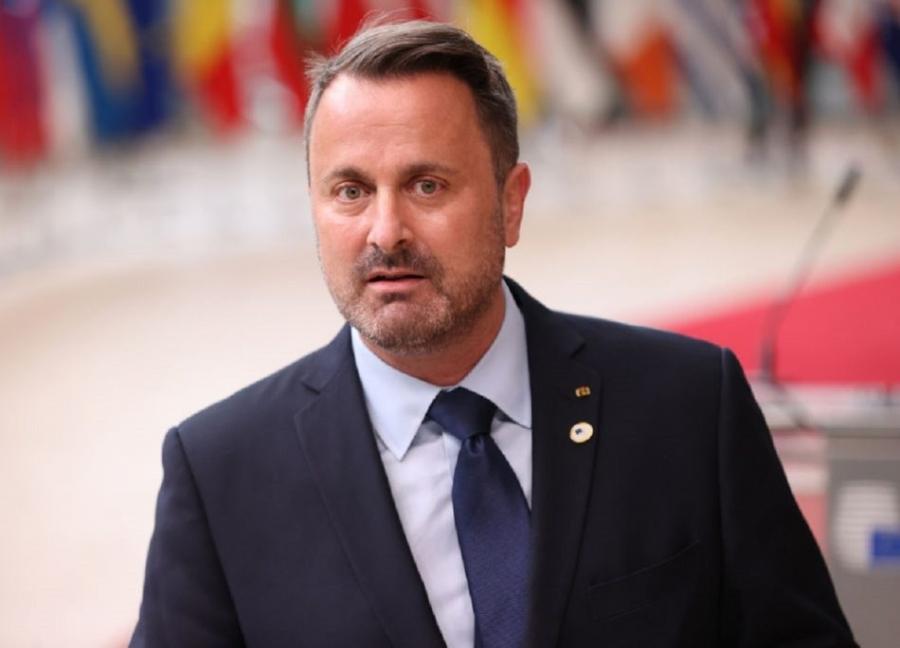 Λουξεμβούργο: Θετικός στον κορωνοϊό ο πρωθυπουργός Ξαβιέ Μπετέλ