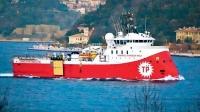 Ξαφνικός θάνατος Άγγλου τεχνικού πάνω στο τουρκικό ερευνητικό σκάφος Barbaros