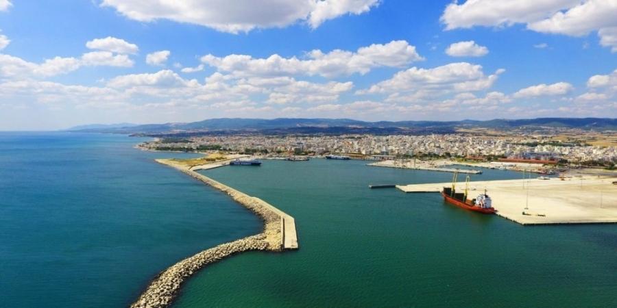 Επίσκεψη του Εκτελεστικού Προέδρου του ΤΑΙΠΕΔ στο λιμάνι της Αλεξανδρούπολης