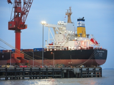 Diana Shipping Inc. Announces Time Charter Contract for m/v Philadelphia with BHP