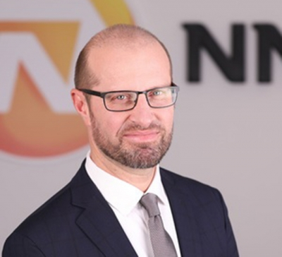 Dávid Baranyai appointed CEO NN Insurance Hungary on an ad interim basis