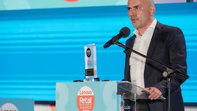 Lidl Ελλάς: O Πρόεδρος Διοίκησης, Iάκωβος Ανδρεανίδης, Retail Manager of the Year