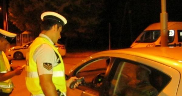 640 παραβάσεις για οδήγηση υπό την επήρεια αλκοόλ το τετραήμερο της Αποκριάς σε όλη την Ελλάδα