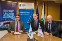 Greece: Financing agreement for the construction of the first LNG bunkering vessel for maritime use in Eastern Mediterranean