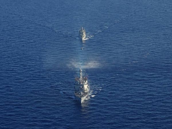 Μήνυμα προς την Τουρκία η κοινή αεροναυτική άσκηση Ελλάδας - ΗΠΑ νότια της Κρήτης