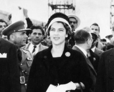 Απεβίωσε η Αμαλία Μεγαπάνου, πρώην σύζυγος του Κωνσταντίνου Καραμανλή