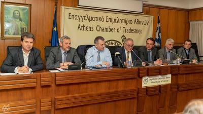 Γ. Βρούτσης στο Δ.Σ. του Ε.Ε.Α.: «Μεγάλο βήμα για τη χώρα το νέο ασφαλιστικό»