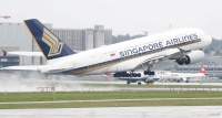 Singapore Airlines: Περικοπή του πτητικού της έργου κατά 96%