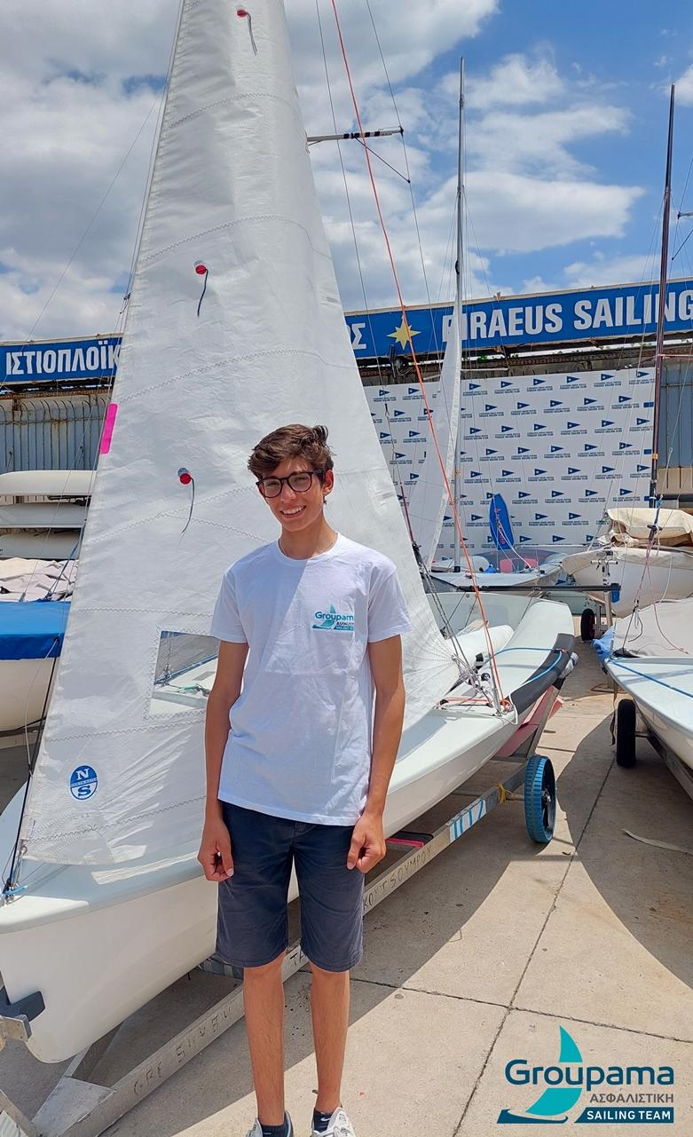 D. Bitros Groupama Sailor